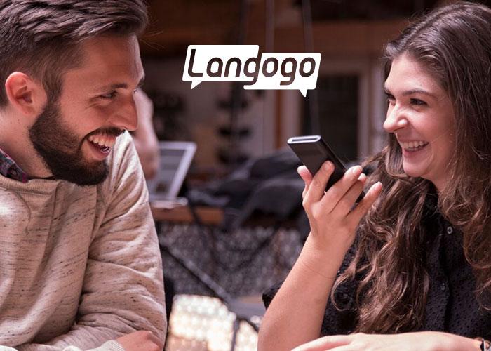 Langogo Translated Conversation
