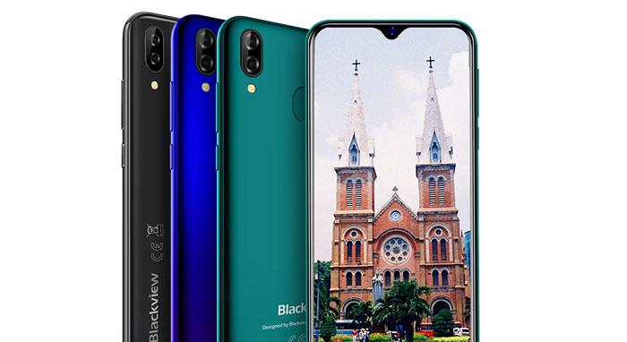 A60 Pro Smartphone