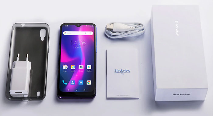 Blackview A60 Pro Quick Review - YouTube