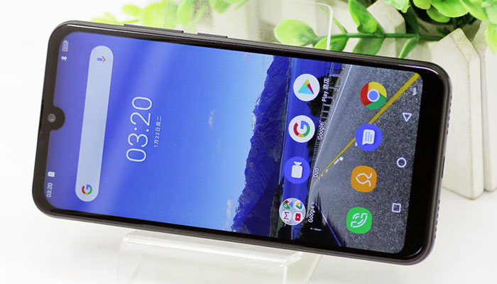 Oukitel C16 Pro Phone Black