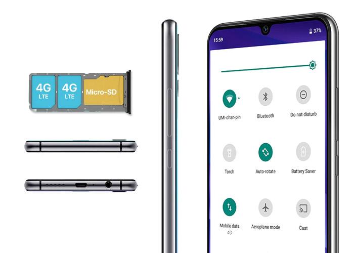 UMiDigi A5 Pro Build Quality