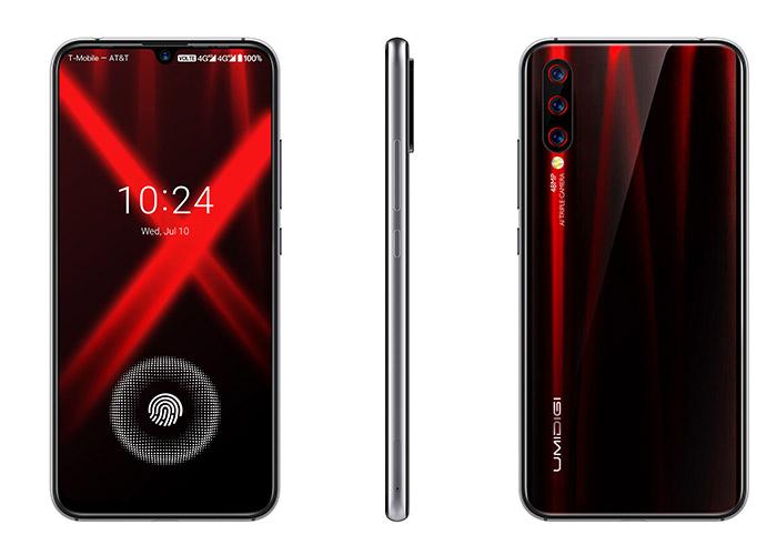 UMiDigi X Phone
