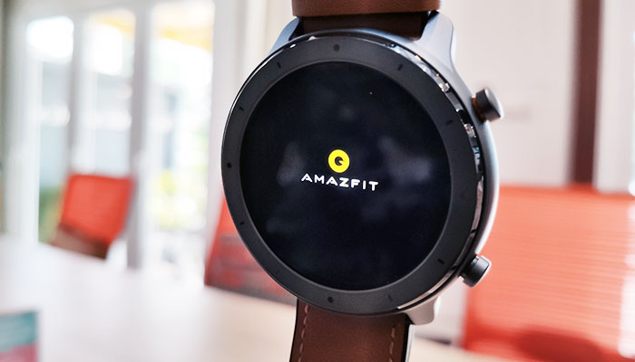 Amazfit GTR AMOLED Display