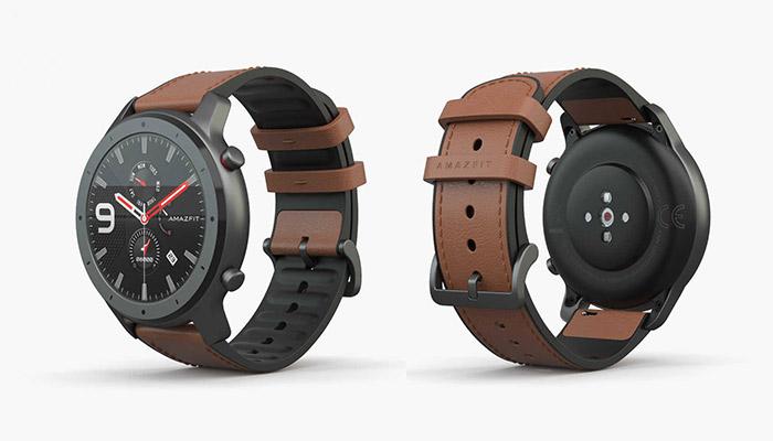 Amazfit GTR Watch Design