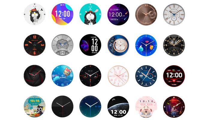 Amazfit GTR Watch Faces