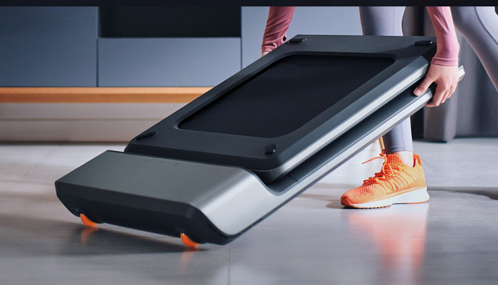 A1 WalkPad Portability