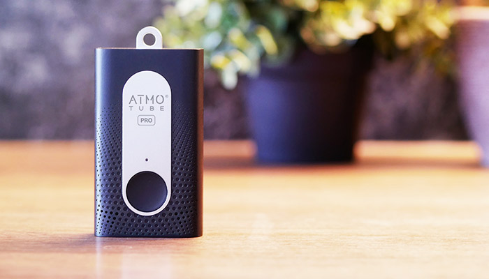 Atmotube Pro: Real-time Air Quality Measurements