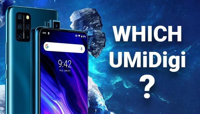 Top 5 – Best UMiDigi Smartphones (2020 Edition)