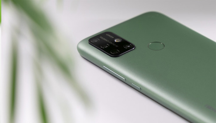 UMiDigi Power 3 Green Design