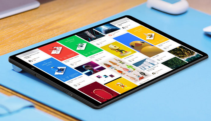 Teclast P10HD Design