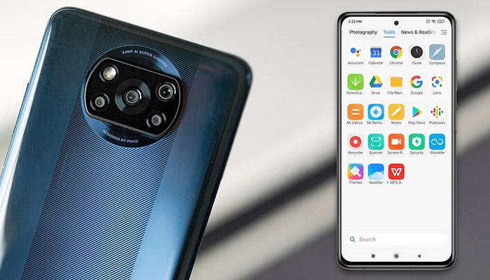 Xiaomi Poco Phone X3