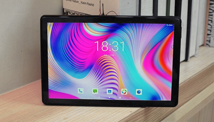 Teclast T30 Display