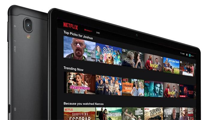 Teclast T30 Netflix