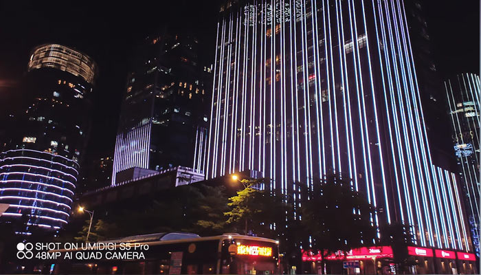 S5 Pro Night Photo