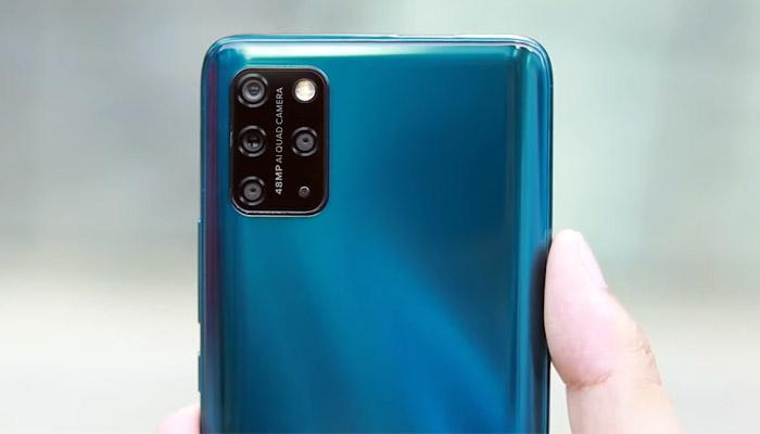 UMiDigi S5 Pro Quad Cameras