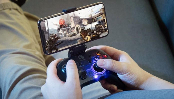GameSir T4 Pro Mobile Grip