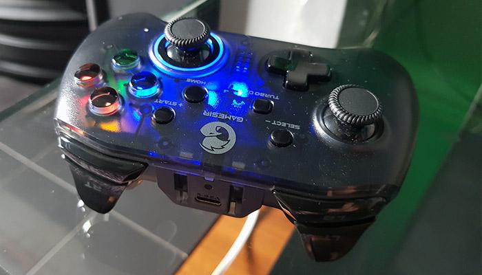 GameSir T4 Pro Plastic Case