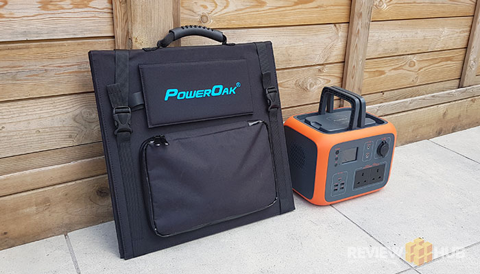 Poweroak AC50 Portable Generator