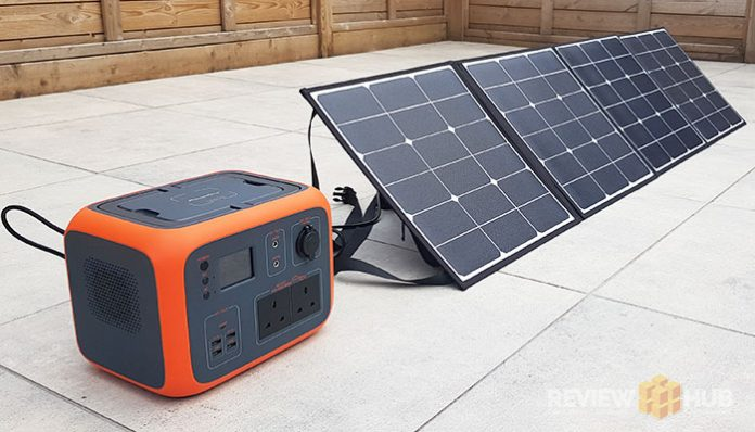 Poweroak AC50 Solar Panel