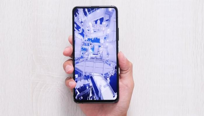 Asus Zenfone 7 Pro Display