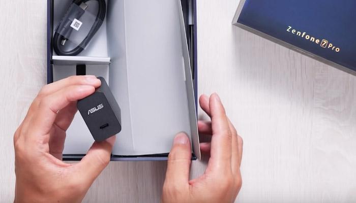 Asus Zenfone 7 Pro Fast Charging