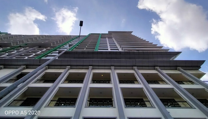 OPPO A5 2020 Building Photo