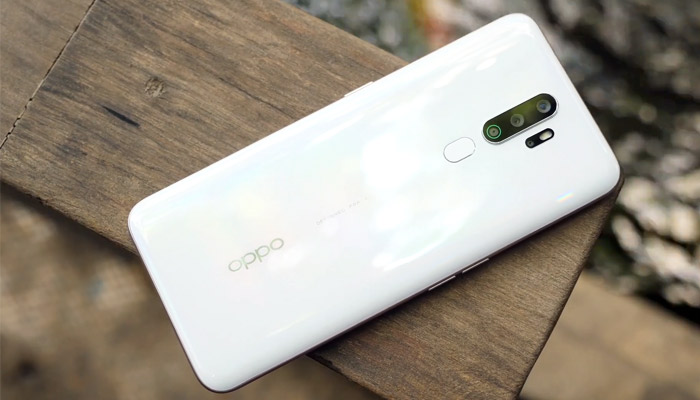 OPPO A5 2020 Design