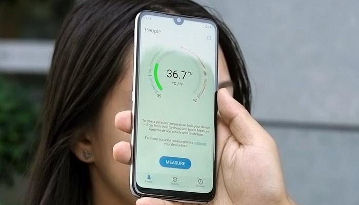 UMiDigi A9 Pro Thermometer