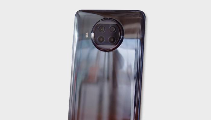 Mi 10T Lite 5G Design