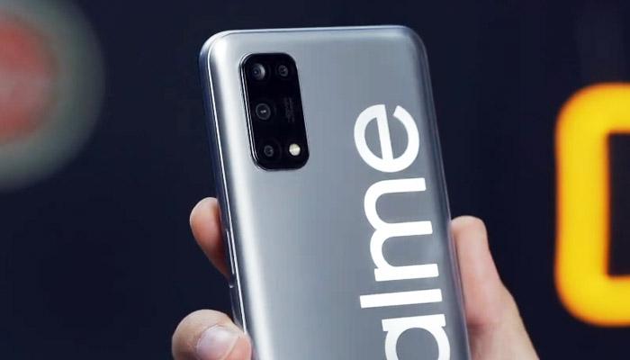 Realme 7 5G Silver