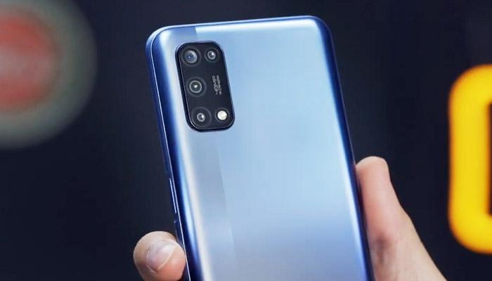 Realme 7 5G Design