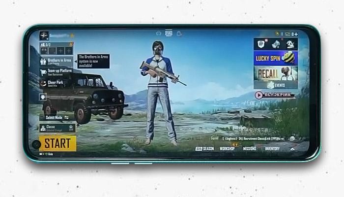 Realme 7 gaming