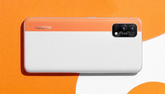 Relme 7 Pro Orange