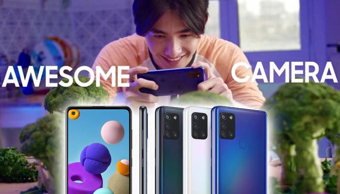 Samsung A21s Phone