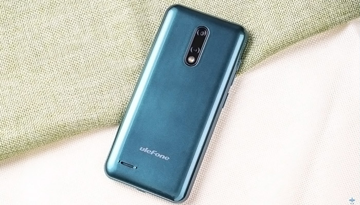 Ulefone Note 8P Blue