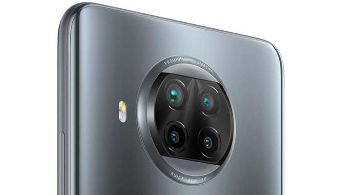 Xiaomi Mi 10T Lite 5G Camera