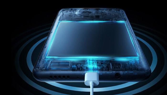 Xiaomi Mi 10T Lite 5G Charging