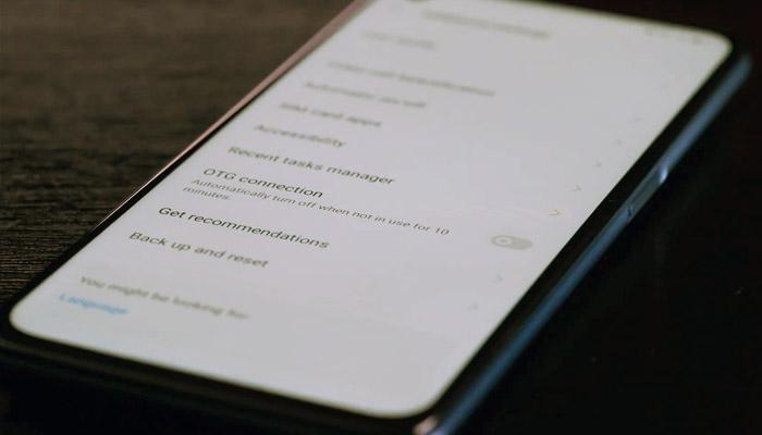 Realme 7 5G Display