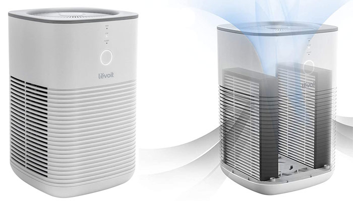 Levoit Dual Filter Air Purifier