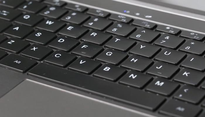 Chuwi Corebook X Keyboard